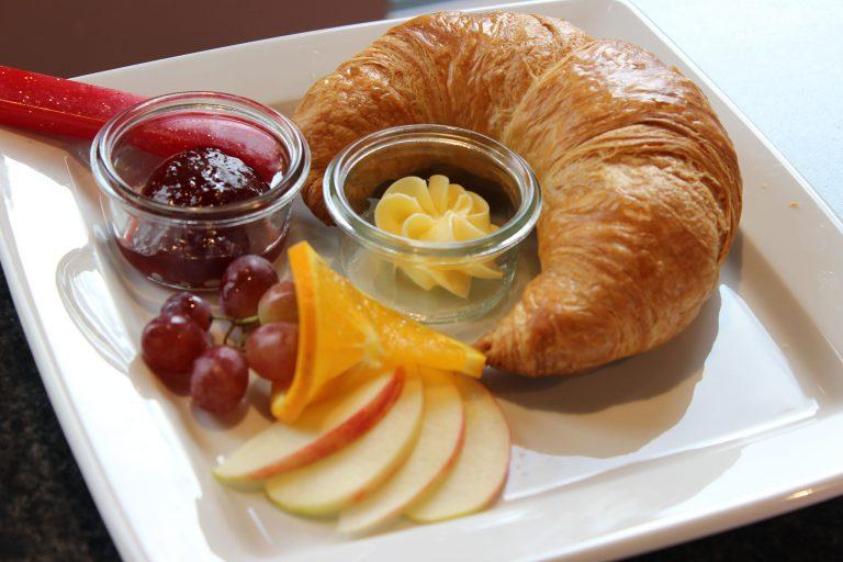 Das französiche Frühstück
